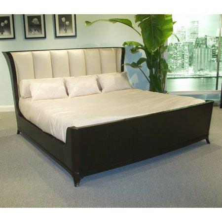 Eastern Legends Town King Upholstered Platform Bed
