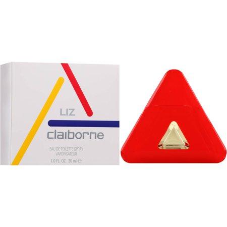 Liz Claiborne Eau De Toilette Fragrance Spray For Women  1 0 Fl Oz