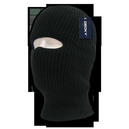 Balaclava Navy Fleece (1 Hole Facemask Face Mask Beanies Beany For Men Women Caps Tactical Balaclava Military Ski)