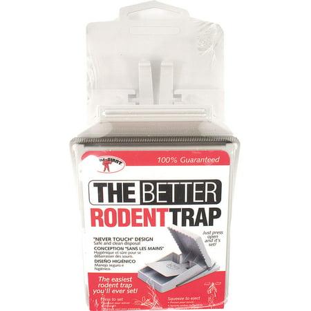 Better Bait - Miller Mfg Co Inc P-Little Giant The Better Rodent Trap 1 Pk