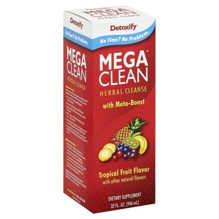 Herbal Cleansing Tonic (Detoxify Detoxify  Herbal Cleanse, 32 oz)