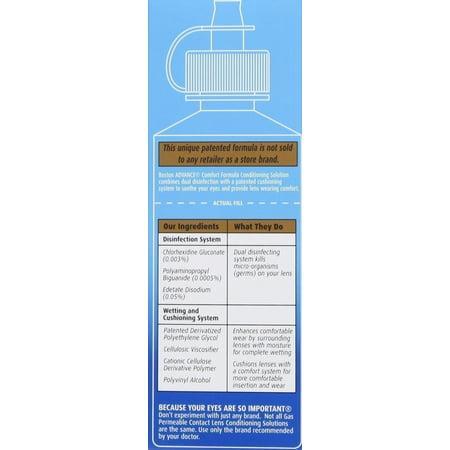 Boston® ADVANCE Conditioning Solution 3.5 fl oz (105 mL)