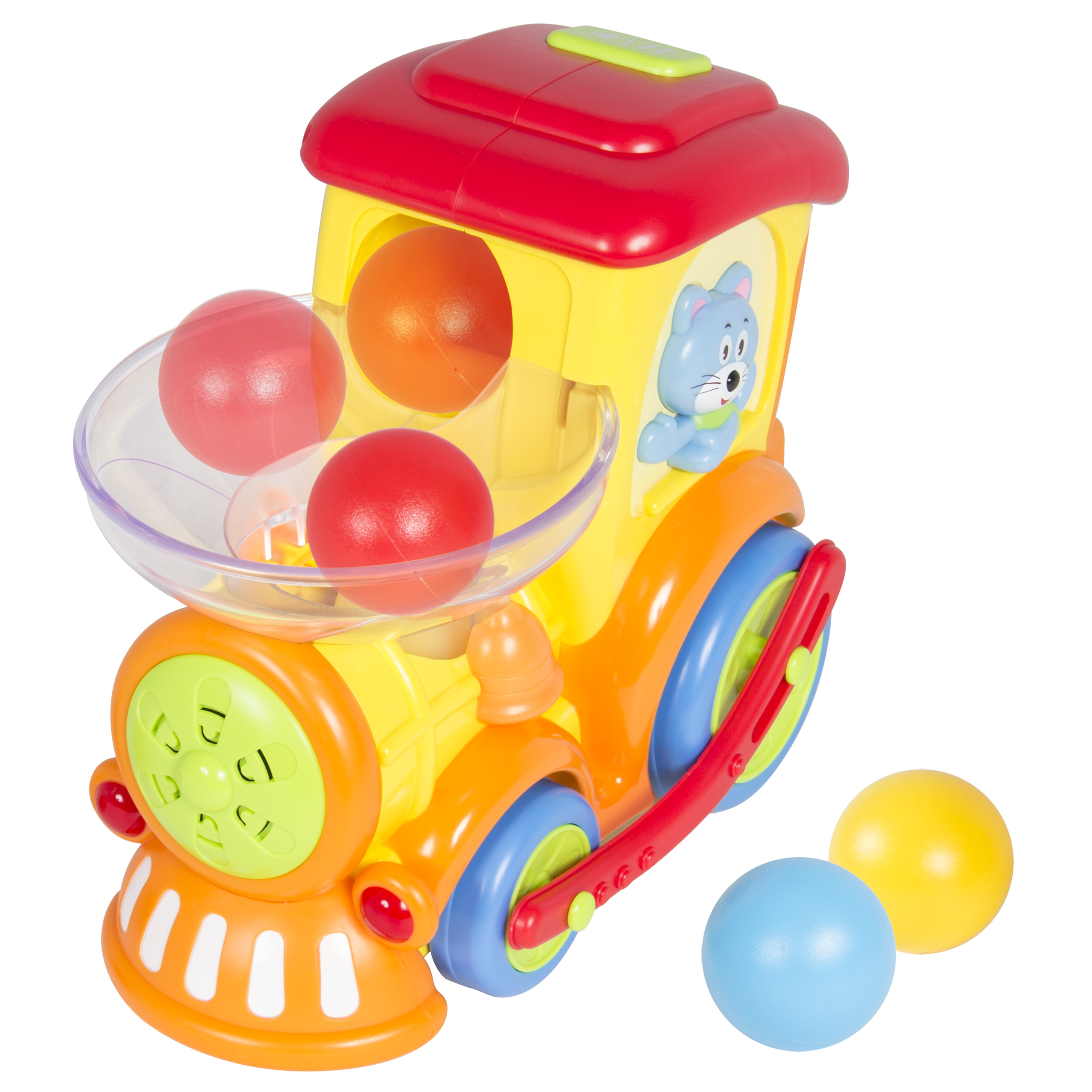 Drop and Go Train Toy Talks Sings and Drives on its Own 3