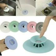 New Home Living Floor Drain Hair Stopper Bath Catcher Sink Strainer Sewer Filter Shower Cover