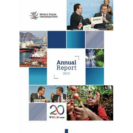 Wto - Annual Report 2016
