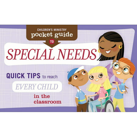 Children's Ministry Pocket Guide to Special Needs (10-Pack) : Quick Tips to Reach Every - Ministry Every Day Is Halloween