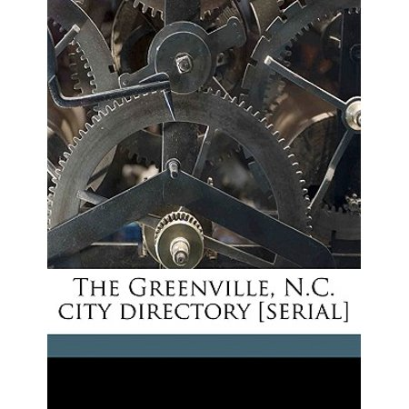 The Greenville, N.C. City Directory [Serial] Volume 1 (1916/1917) - Halloween Stores Greenville Nc