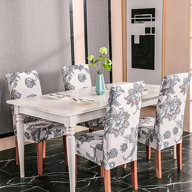 Modern Dining Room Chair Cover Elastic Stretch Slipcovers Banquet Wedding Decor Walmart Com Walmart Com