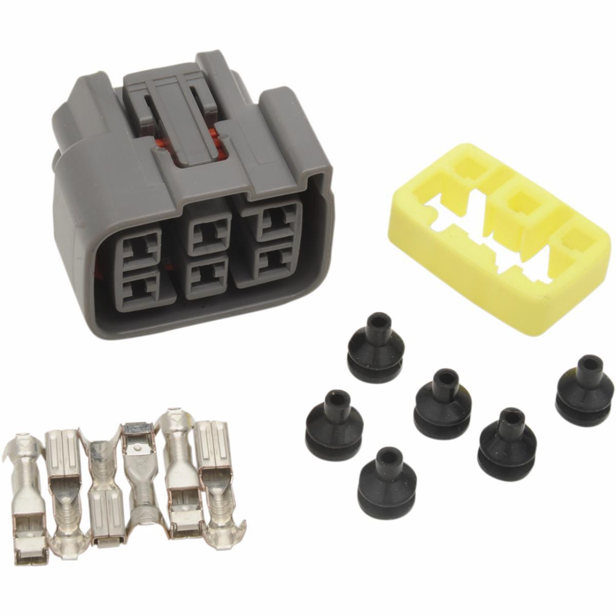 Ricks Motorsport Electric 11-114 Rectifier/Regulator Wiring Harness on