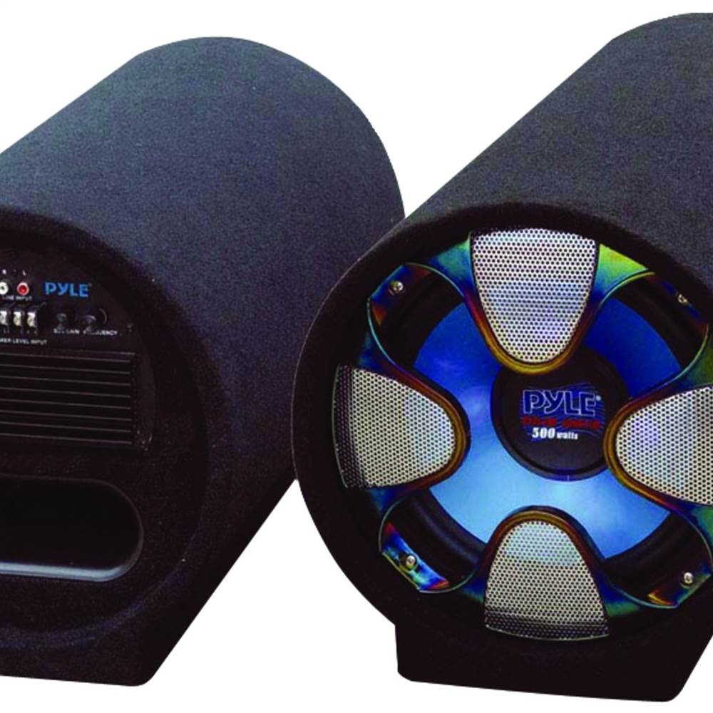 """Petra Amplified Subwoofer Tube System (10""""; 500W)"""