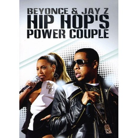 Hip Hop's Power Couple: Jay Z & Beyonce (DVD)