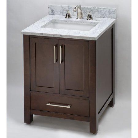 Empire Industries Monaco 24 In Single Bathroom Vanity Mo24dc