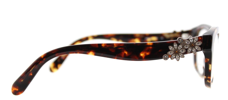 370cf3aab8f KATE SPADE Eyeglasses AMELINA 0Z61 Havana 51MM - Walmart.com