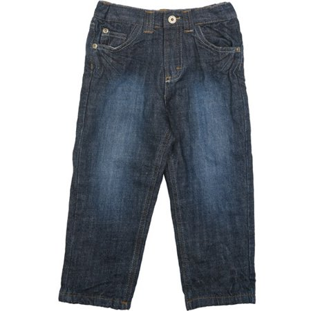 33fb570c Wrangler - Baby Boys' Eric Fashion 5-Pocket Jeans - Walmart.com
