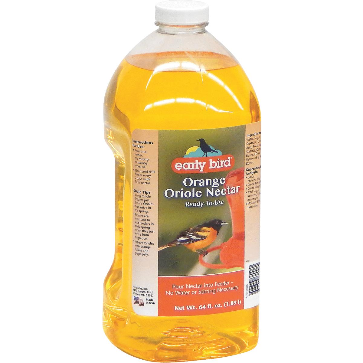 Early Bird Ready-To-Use Oriole Nectar