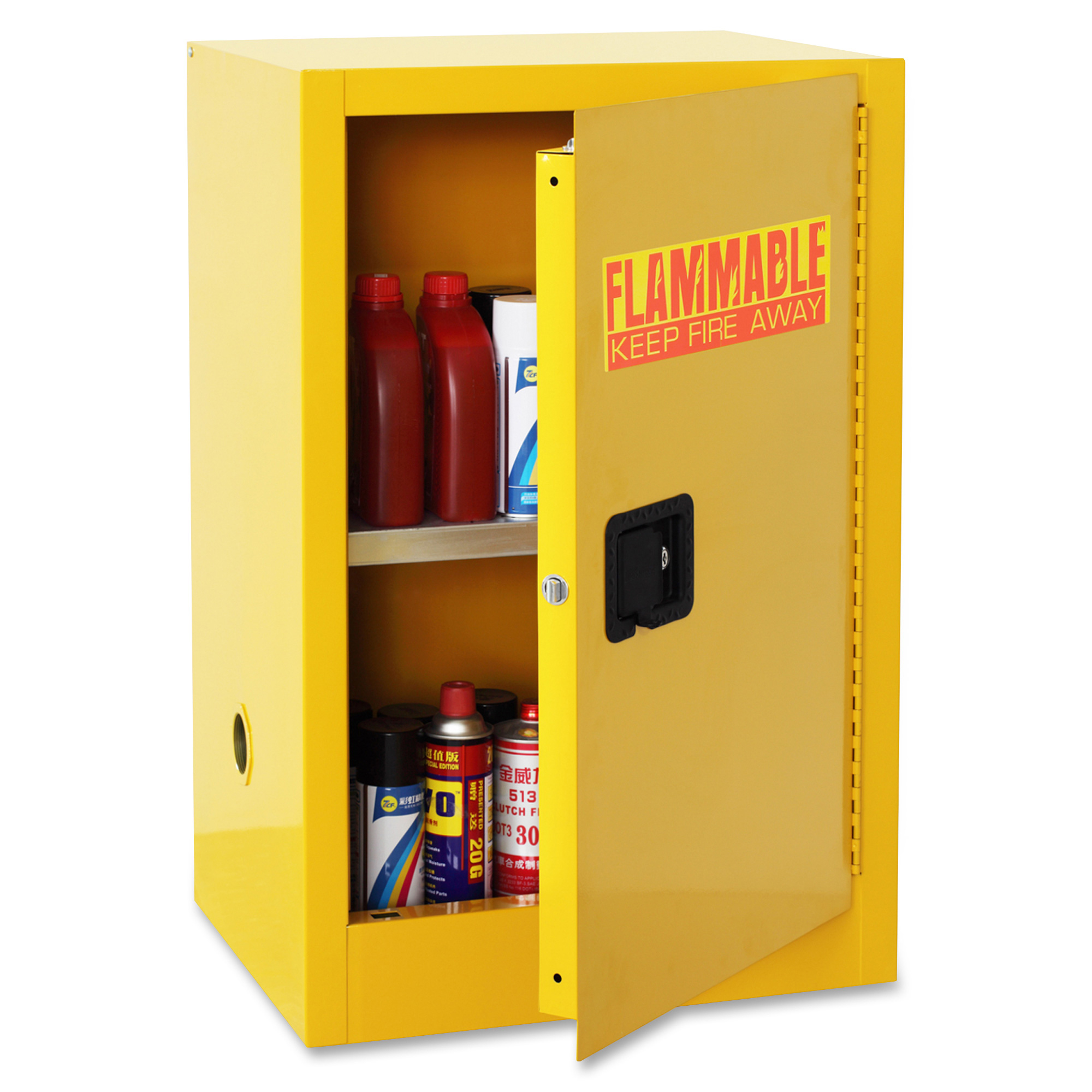 Edsal Flammable Safety Cabinet, SC12F