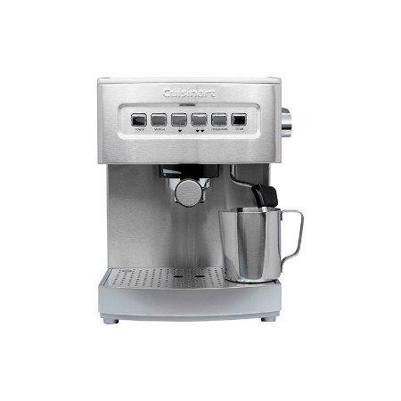 Cuisinart Programmable 15 Bar Espresso Maker Stainless Steel