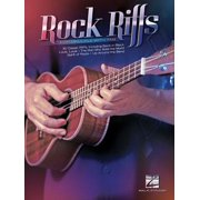 Rock Riffs : For Ukulele with Tab