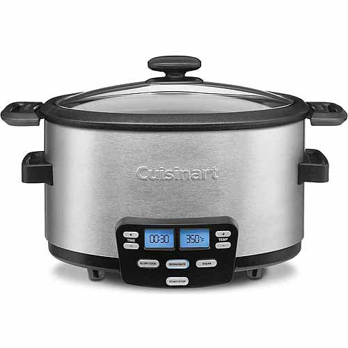 Cuisinart 4 Qt. Multi-Cooker MSC-400