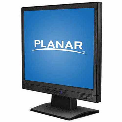 """Planar 15"""" LED LCD Monitor (PLL1500M Black)"""