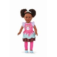 My Life As 18-inch Poseable Donut Shop Owner Doll, African American