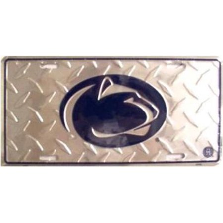 Penn State License Plate - Penn State University Diamond License Plate