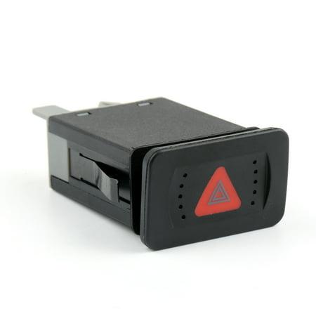 Areyourshop For VW 99-2005 Golf Jetta Mk4 Emergency Flasher Hazard Light Switch 1J0953235C