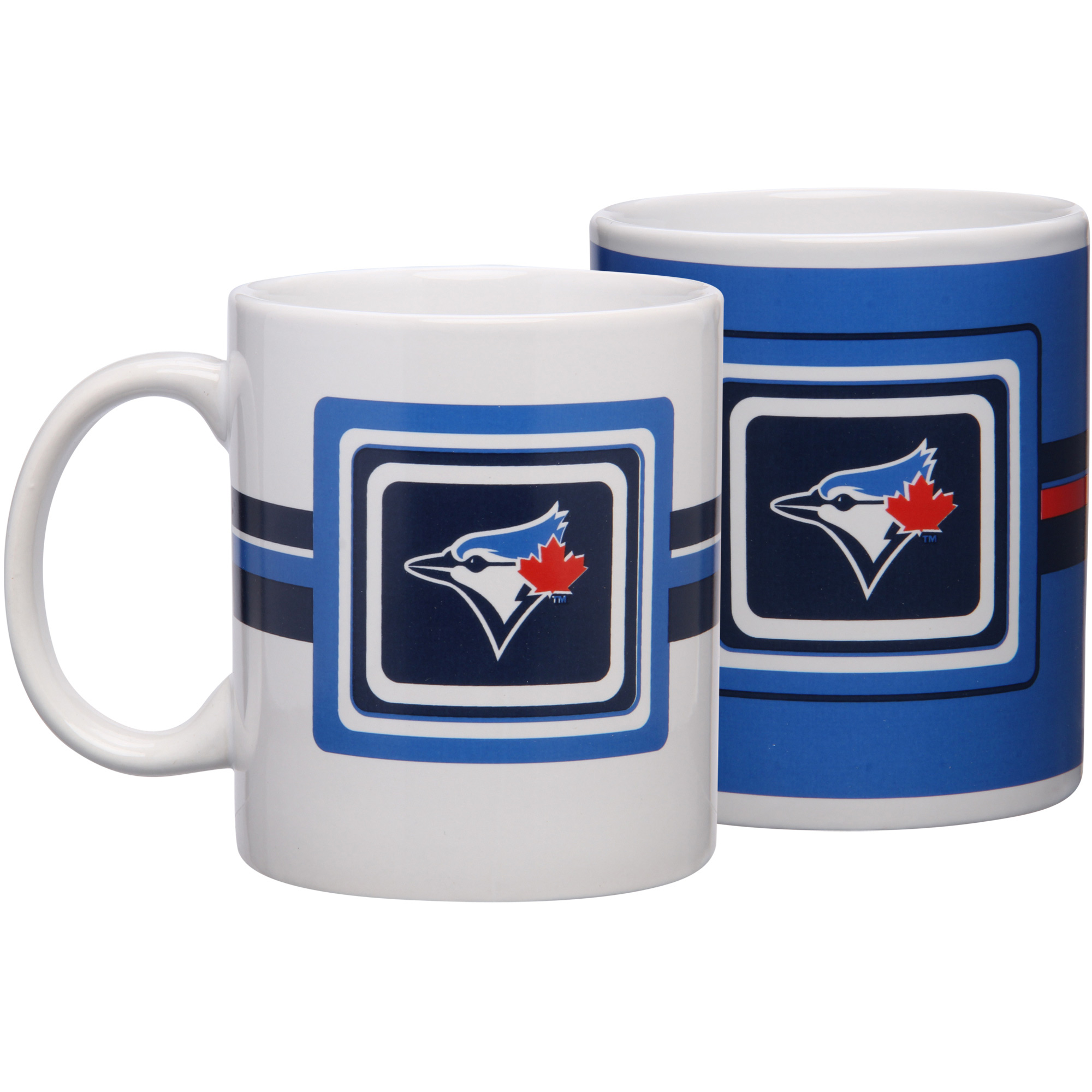 Toronto Blue Jays 11oz. Two-Pack Mug Set - No Size
