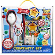 Toy Story 4 Craft Creativity Set: Make Your Own Forky and Other Characters