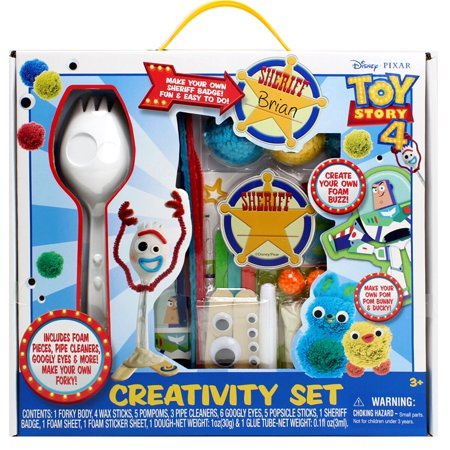 Make Your Own Mask (Toy Story 4 Craft Creativity Set: Make Your Own Forky and Other)