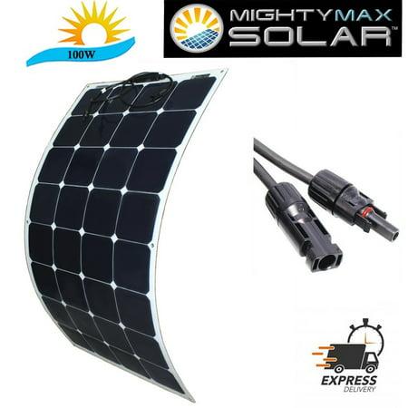 100 watt mono flex Solar (Solar Panel Briefcase)