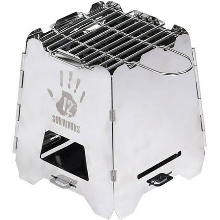 12 Survivors Off-Grid Survival Stove ()