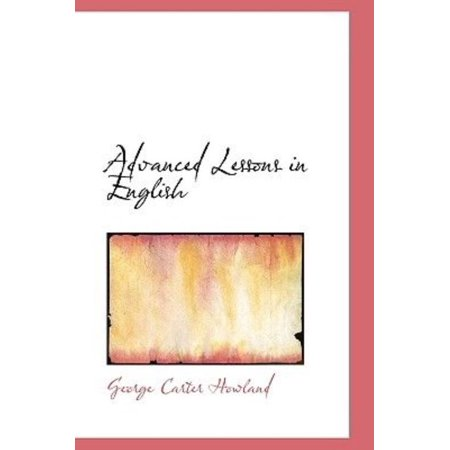 Advanced Lessons in English - image 1 of 1