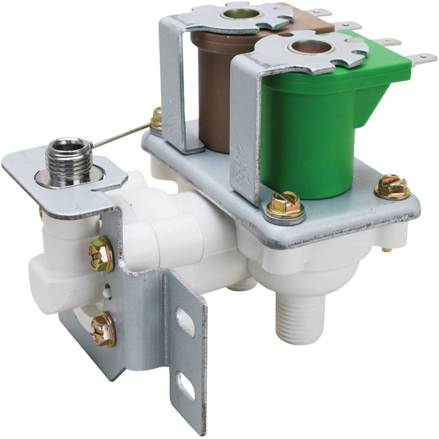 Exact Replacement Parts 4318046 Refrigerator Water Valve (replacement For Whirlpool 4318046)