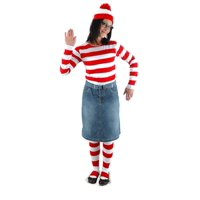 Where's Waldo Wenda Costume Kit Adult