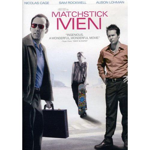 Matchstick Men  (Widescreen)