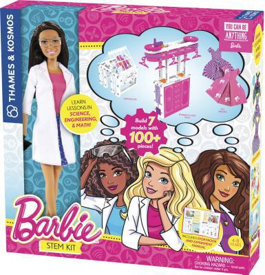 Barbie STEM Kit (with Nikki Scientist Doll)