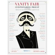 Vanity Fair: Cuestionarios Proust - eBook