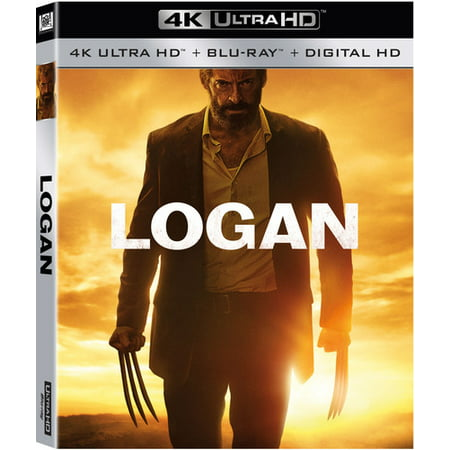 Logan  4K Ultra Hd   Blu Ray