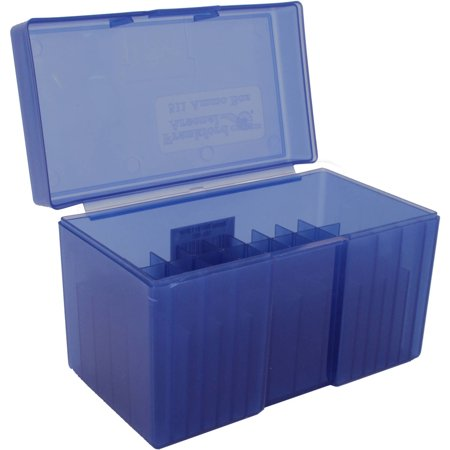 Frankford Arsenal #511, Belted Magnum 50ct. Ammo Box Blue