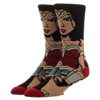 Crew Socks - Justice League - Wonder Woman 360 New Licensed cr5629wwm