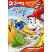 Dr. Seuss The Cat In the Hat (Animated) Dr. Seuss: Green Eggs And Ham Value Pack by
