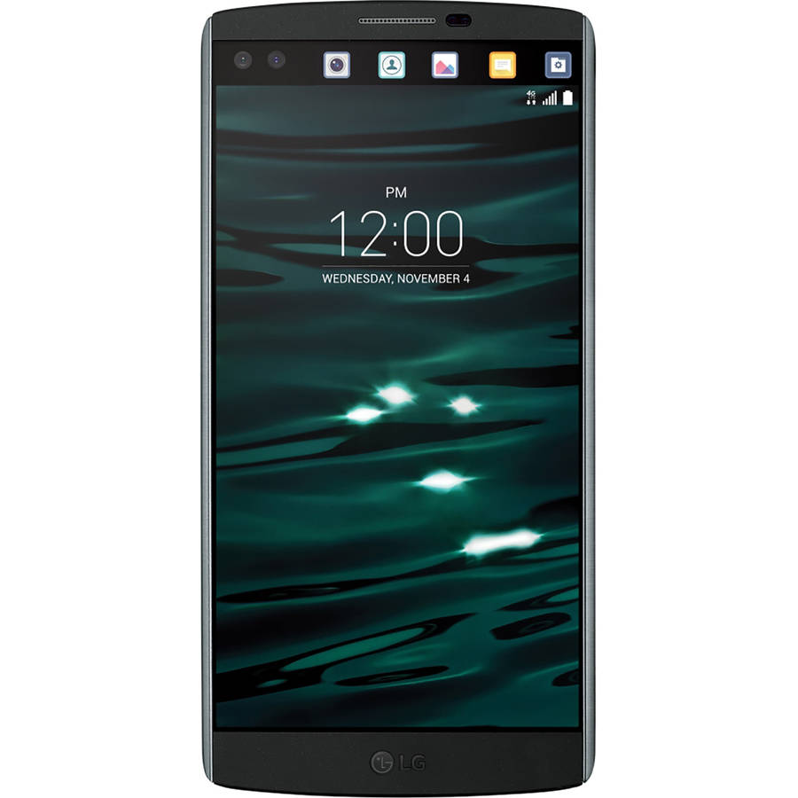 LG V10 H900 64GB AT&T Unlocked 4G LTE Hexa-Core Android Phone w  16MP Camera Black by LG