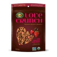 Love Crunch Organic Granola Dark Chocolate & Red Berries 11.5 Oz