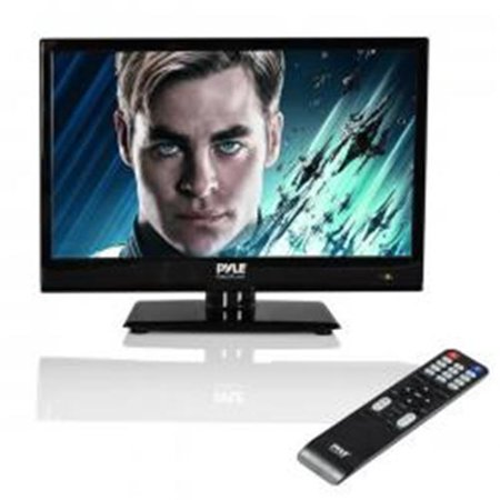 15.6 in. LED TV - HD Flat Screen TV with Built-in CD & DVD Player (Cd Tv)