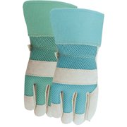 Midwest Quality Gloves Suede Leather Palm Gloves