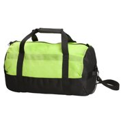 Stansport Mesh Top Sport Bag, Green/Black