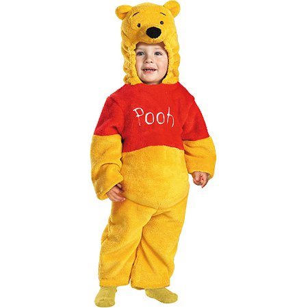 Disney's toddler and infant winnie the pooh halloween costume Toddler (3t-4t)](Winnie The Pooh Costume)