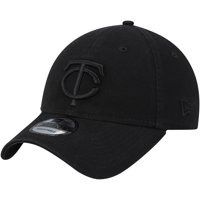 online store ee168 28a9b Product Image Minnesota Twins New Era Team Tonal Core Classic 9TWENTY Adjustable  Hat - Black - OSFA