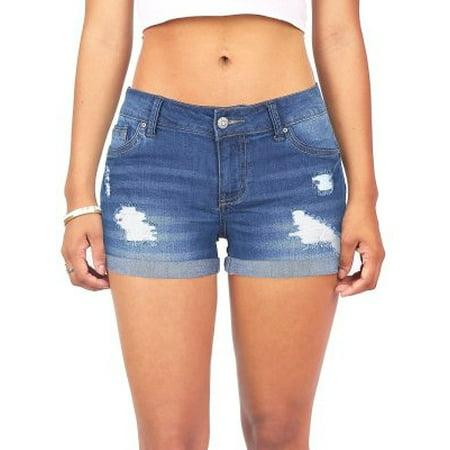 Ripped Denim Shorts Women Casual Jeans Summer Pants Summer Womens Shorts
